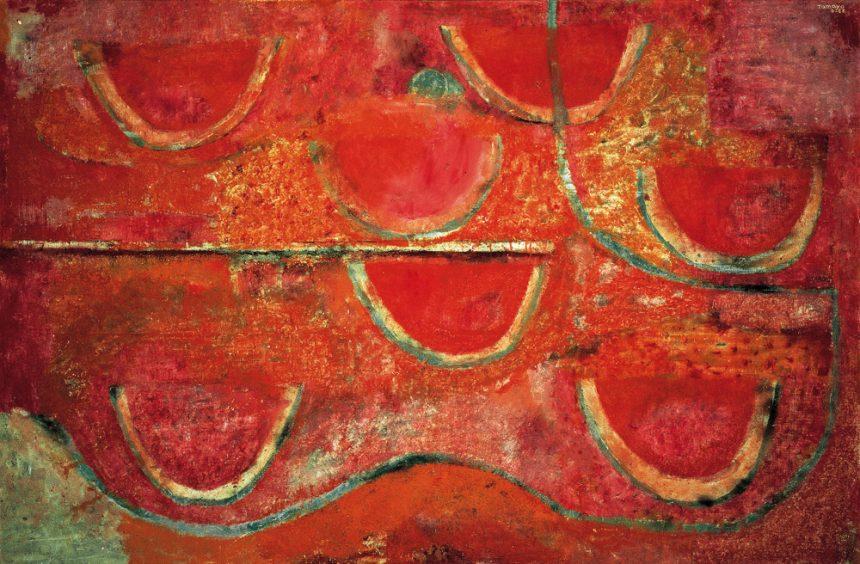Las claves y obras para descubrir a rufino tamayo - Nombres de colores de pinturas ...