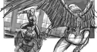 Así se hubiera visto Spiderman 4 de Sam Raimi