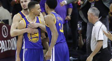 Curry y Kerr son sancionados por sus acciones en las Finales de la NBA