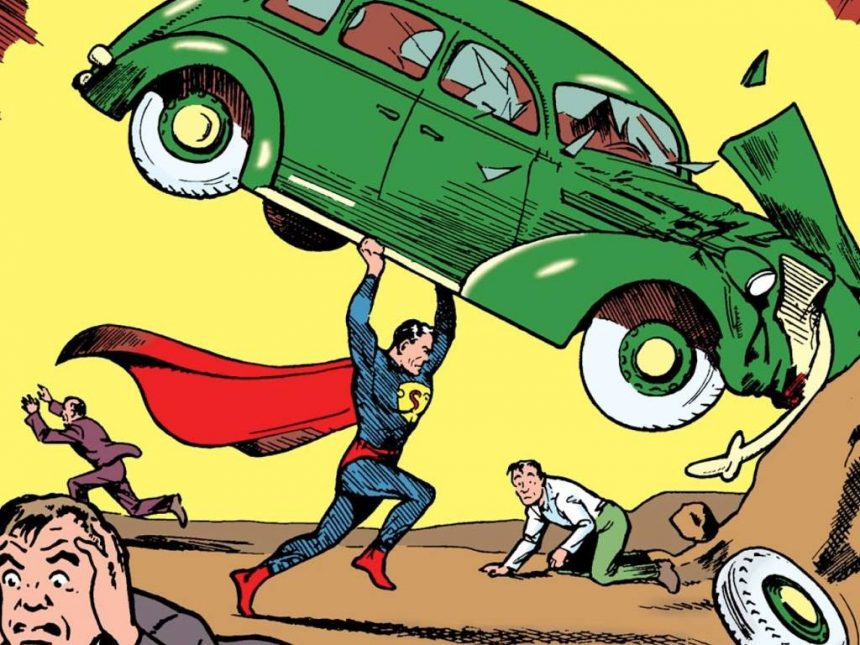 El debut de Superman: ¿Cuánto vale una copia de Action Comics No. 1?