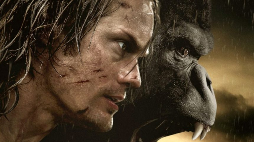 El último trailer de The Legend of Tarzan ha llegado y se ve increíble