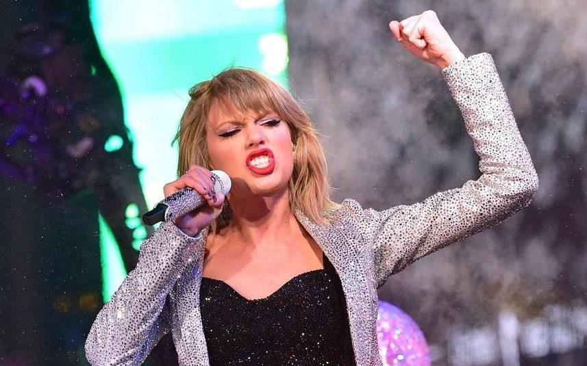 Taylor Swift se molesta con Kanye West por su nuevo video