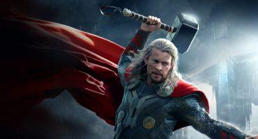Esto es lo que Thor estuvo haciendo durante Captain America: Civil War
