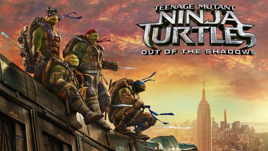A pesar de estar en el primer lugar, la taquilla de las Tortugas Ninja 2 es decepcionante
