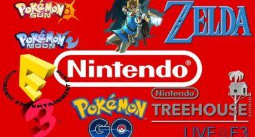 ¡Aquí pueden ver la conferencia Nintendo Treehouse!