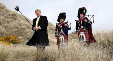 """""""Creo que es grandioso"""": Donald Trump celebra separación del Reino Unido de la UE"""