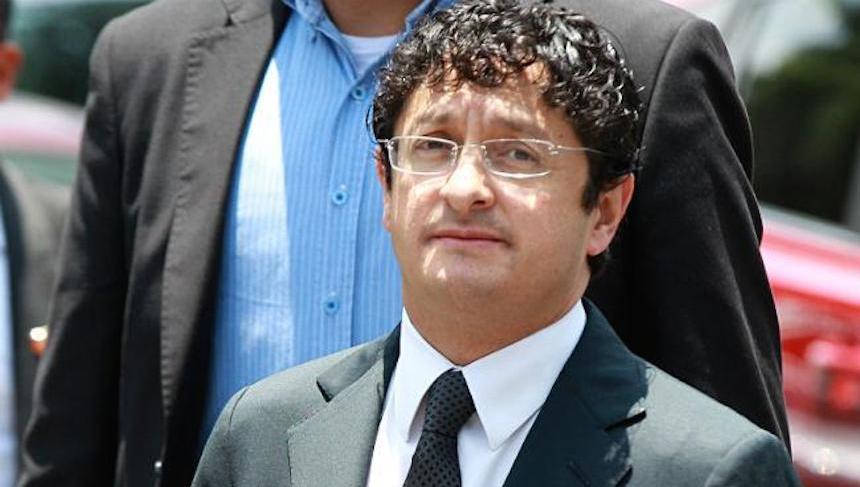 Virgilio Andrade presenta su renuncia como secretario de la Función Pública