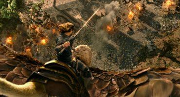¡Hoy se estrena Warcraft! Visitamos el set para entrevistar a los actores y al director