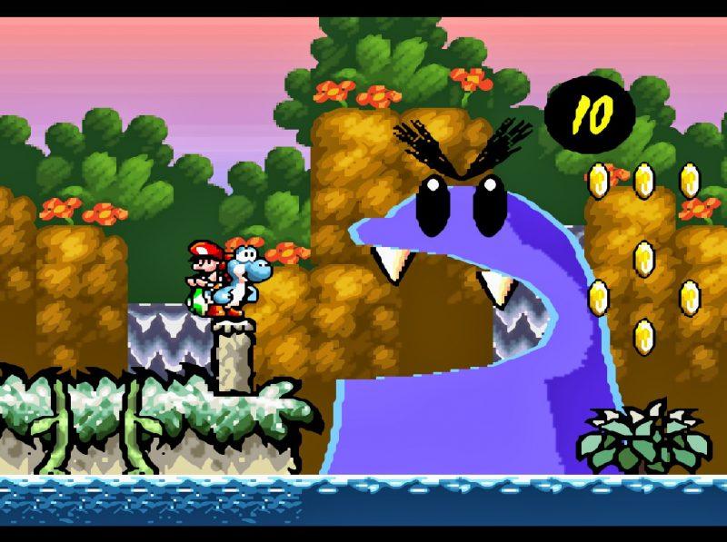 Sábado de Gaming: Super Mario World 2: Yoshi's Island