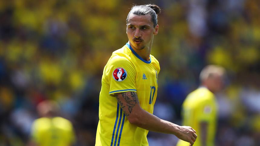 Zlatan Ibrahimovic anuncia su retiro de la selección sueca