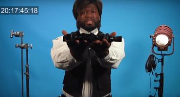 Miren a 50 Cent, Jodie Foster, Jeff Goldblum y más audicionar para el papel de Han Solo