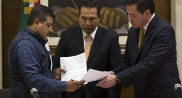 CNTE amenaza con romper negociación con Segob