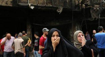 Aumenta a 225 el número de muertos por ataque del Estado Islámico en Bagdad