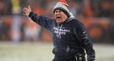 Bill Belichick se enoja cuando le preguntan sobre el futuro de Tom Brady