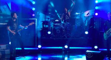Blink 182 demuestra que los años no les han caído encima