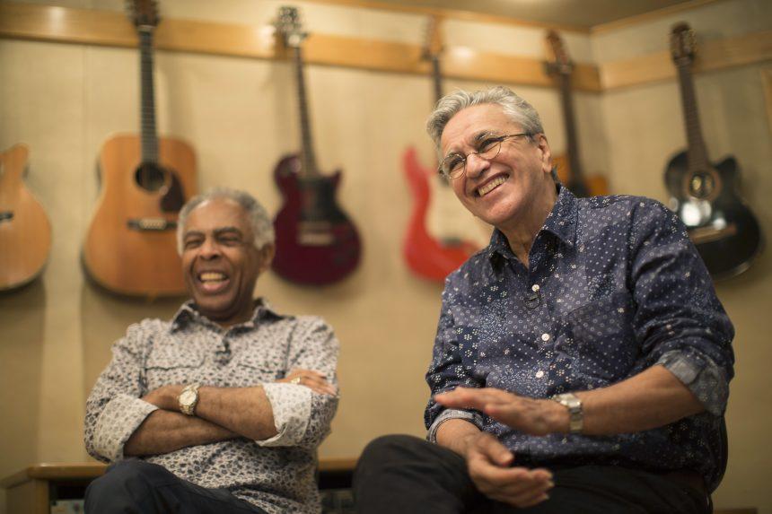 Caetano Veloso y Gilberto Gil participarán en la ceremonia inaugural de Río 2016