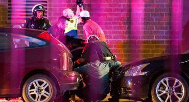 Video: el tiroteo en #Dallas reportado desde las redes sociales