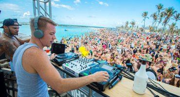 Mad Decent Beach Party:  Diplo crea su festival en la Riviera Maya