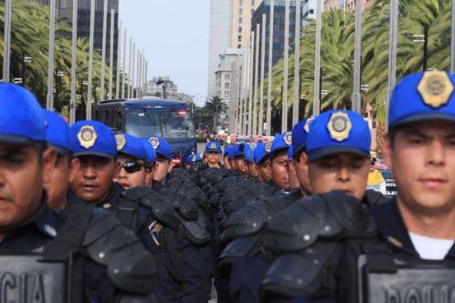 ¿Ya se sienten más seguros? en 24 horas, SSP-CDMX detuvo a 197 presuntos delincuentes