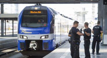 Estado Islámico se adjudica ataque con hacha en tren de Alemania y difunde un video