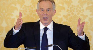 Tony Blair se disculpa por la guerra en Irak