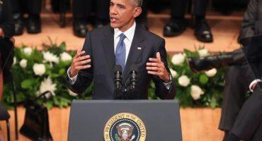"""Barack Obama calificó como """"violencia demente"""" el ataque a policías en Dallas"""