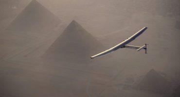 Avión Solar Impulse realiza su última etapa de viaje