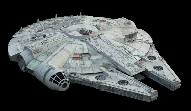 Checa la nueva colección de drones especiales de Star Wars