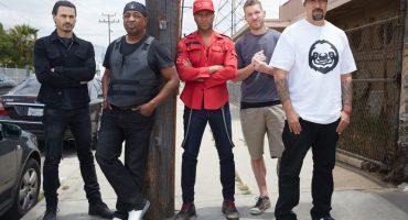 Ve el debut en vivo de Prophets of Rage, proyecto alterno de Rage Against the Machine