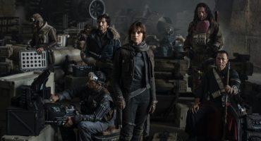 Conoce a los actores y personajes de Rogue One: A Star Wars Story