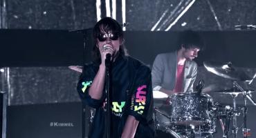 Ve la presentación en vivo de The Strokes para Jimmy Kimmel Live!