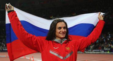 Yelena Isinbáyeva seguirá peleando por ir a Río de Janeiro