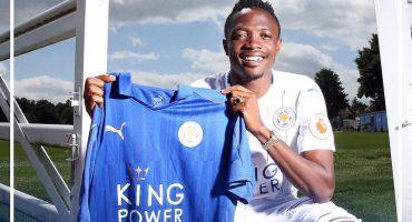 Ahmed Musa, fichaje histórico para el Leicester City