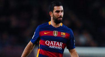Checa el golazo de Arda Turan en la pretemporada del Barcelona