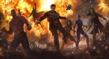 James Gunn comparte detalles y revela el nuevo logo de Guardians of the Galaxy 2
