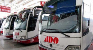 Pedirán identificación oficial para abordar autobuses por