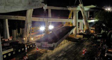 Obras de la Autopista Urbana Sur concluirán en septiembre