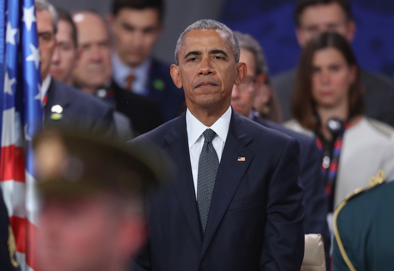 Obama acorta viaje en España por asesinato de policías en Dallas