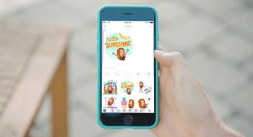 Ahora podrás personalizar tus propios emojis de Snapchat con 'Bitmoji'
