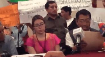 Víctima de abuso sexual encara a presunto cura violador en Oaxaca