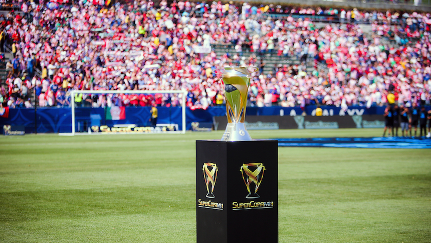 Chivas gana la SuperCopa MX y se mete a la Libertadores