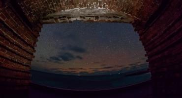 Video: el paso del tiempo en uno de los cielos más oscuros de E.U.
