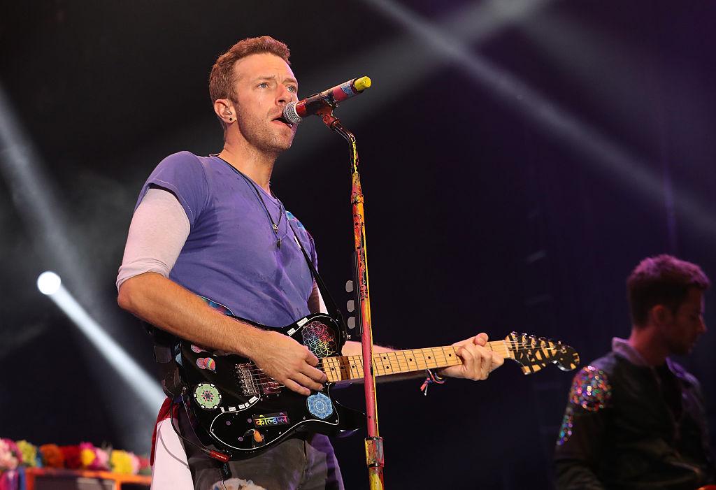 Michael J. Fox y Coldplay se unen para tocar temas de Back to the Future