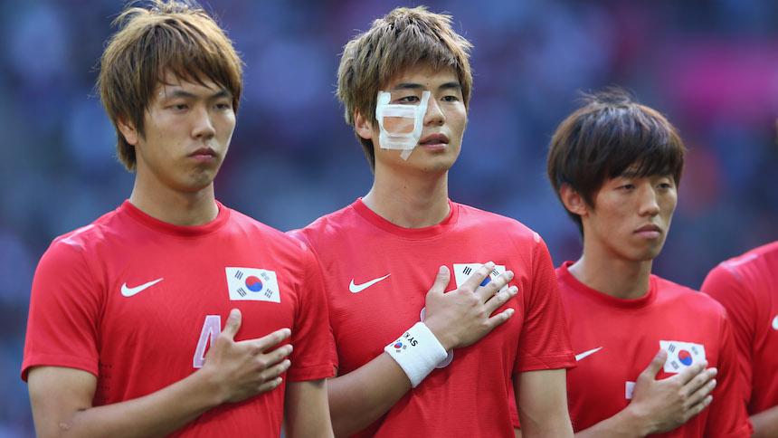 Conociendo a Corea del Sur Sub 23, rival de Grupo para México en Río 2016