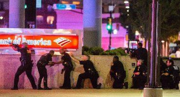 Lo que sabemos hasta el momento del tiroteo en Dallas