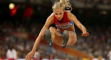 Darya Klishina será la única atleta rusa que podrá participar en los Juegos Olímpicos