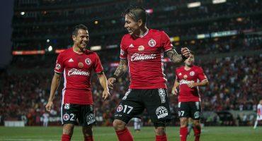 Xolos derrota a Morelia de la mano de Dayro Moreno