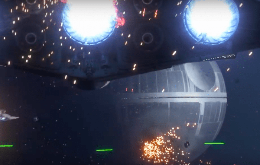 Prepárense a enfrentar a la Death Star en Star Wars Battlefront