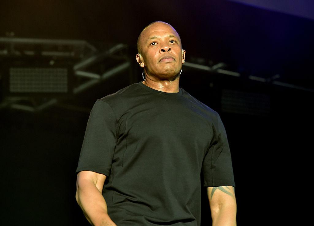 Dr. Dre es detenido por