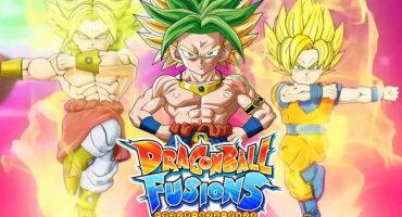 Vean a Goku y a Broly fusionarse en el trailer de Dragon Ball Fusions
